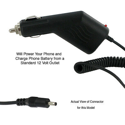 High Quality Rapid Car Charger for Nokia 2125i, 2116i, 2115i, 1600 Cell Phones ()