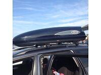 Karrite Odyssey car roof box 420l