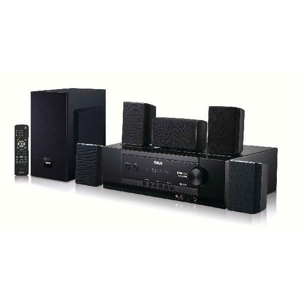 Bluetooth Home Theater Surround Sound Speaker System Wireless 5.1 Channel Audio