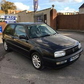 VW Golf GTI 8v FULL SERVICE HISTORY