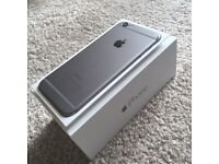 Apple iPhone 6 Space Grey 16gb EE