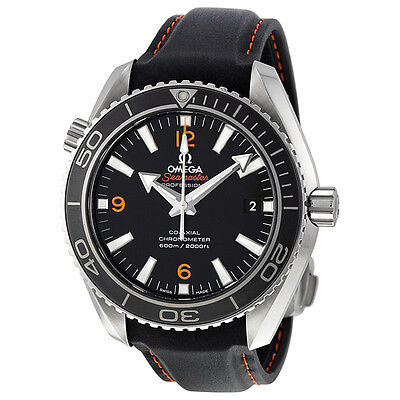 Omega Sea Master Planet Ocean Stainless Steel Mens Watch 232.32.42.21.01.005