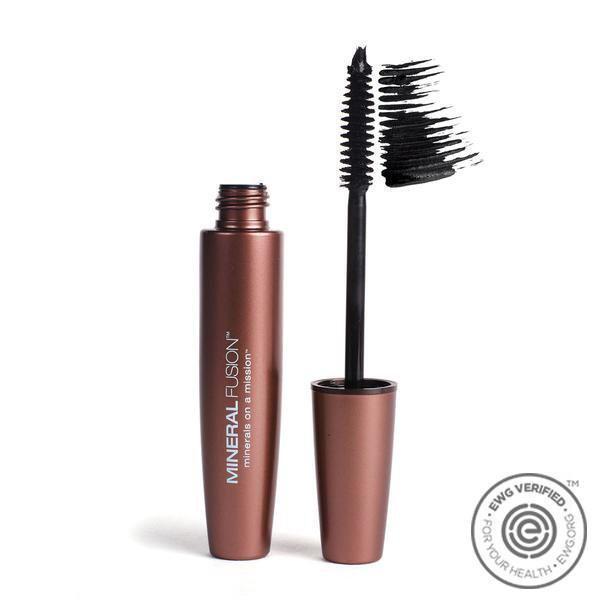 MINERAL FUSION Lengthening Mascara 0.57 Fl Oz/ 17 Ml NEW - $13.99