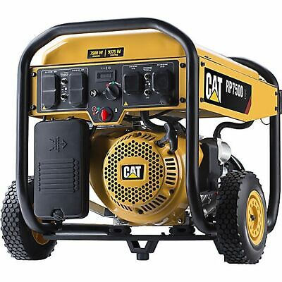 Catreg Rp7500e - 7500 Watt Electric Start Portable Generator