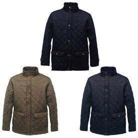 Regatta Tyler Padded Quilted Jackets