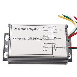 12v 30a Dc Motor Speed Control Pulse Width Modulator Pwm