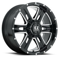 """NEW! 20"""" AVAILABLE! 5, 6 LUG - GLOSS FINISH OR MATTE BLACK!!"""