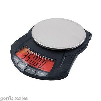 Digital Scale 350g X 0.01g Jennings Jscale Jt-2 350 Top Loader Carat Ac Adapter