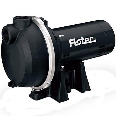 Flotec Fp5172 - 67 Gpm 1-12 Hp Self-priming Thermoplastic Sprinkler Pump