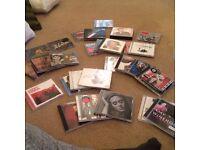 Job lot CDs various 28 total