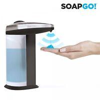 Dispenser Automatico Touch Sapone Liquido Sensore Movimento Passaggio Bagno Casa -  - ebay.it