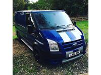 Ford Transit Sport 140 Transit ST Blue