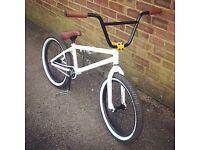 "BMX Bike 20"" : Splitting For Parts"