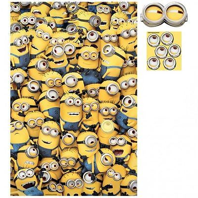 Despicable Me Minions party game (same as pin tail to the donkey) ()