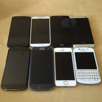 APPLE SAMSUNG LG HTC SONY BLACKBERRY MOTOROLA SMARTPHONES BLOWOU