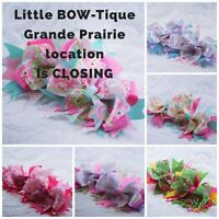 Little BOW-Tique GP Closing Sale