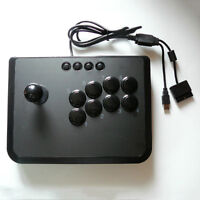 2 Mayflash PS2 PS3 PC USB Arcade Fighting Stick's $50 for Both