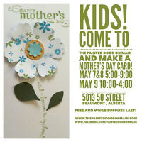 Mother's Day Open House at Painted Door on Main