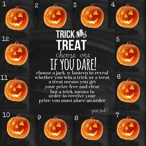 Scentsy Trick or Treat!