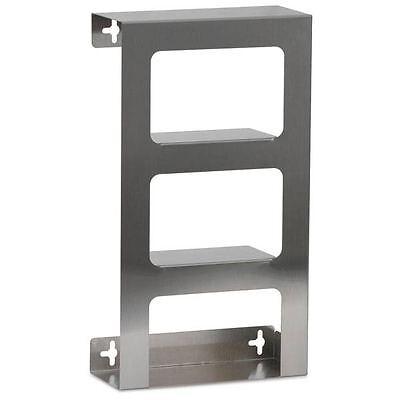 Stainless Steel Medical Dental Glove Dispenser Triple 10