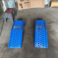 Car ramps. Reduced to 30$ want them gone