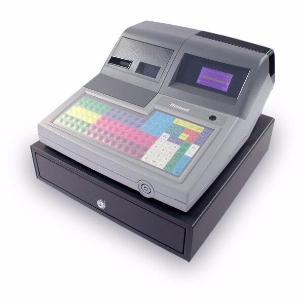 POS Uniwell LX/ PX / NX / EX Cash Register Ideal for Bar, Cafe, Catering, Takeaway and Fast Food