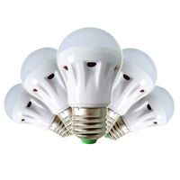 PREORDER for BEST Price! LED White Ultra Bright Bulb, 3W, 5/pack