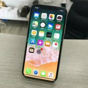 MINT CONDITION IPHONE X 256GB SILVER UNLOCKED WARRANTY INVOICE Benowa Gold Coast City Preview