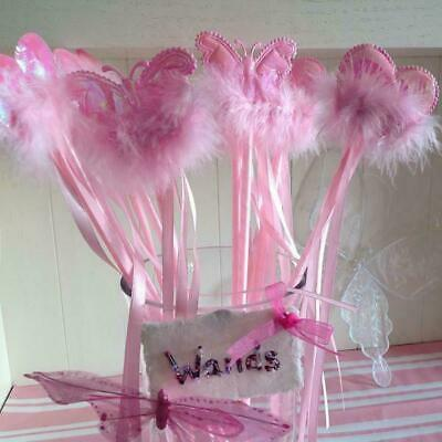 Fairy Princess Wand Dressing Up Birthday Party - Princess Party Bag Fillers - Dressing Up Fairies
