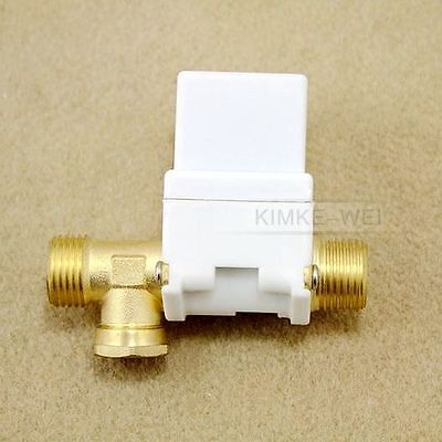 Nc 12v Dc 12 Electric Solenoid Valve For Water Air