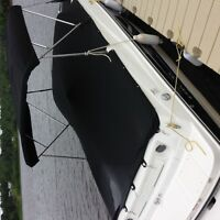 Bayliner bow rider 155