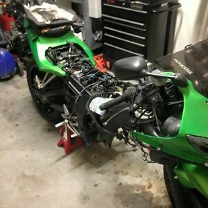 Motorcycle Mechanic Fall Tune up. Great Rates!!