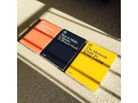 Monocle Hardcover Books with free Monocle tote bag