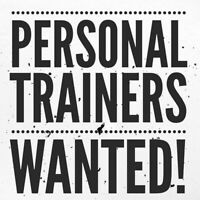 Gym looking for personal trainer