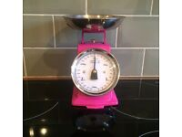 Baking weighing scales