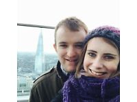 1 or 2 bed flat wanted for professional couple