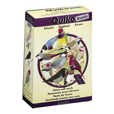 Pet Bird DELICIOUS Diet Food with Eggs for Exotic Birds - 1Kg by QUIKO