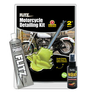 FLITZ Polish -One product, Many uses. Metal, Plastic, Fiberglass
