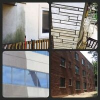 Pressure Wash Cleaning Residential Commercial Industrial