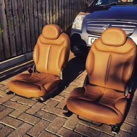 CITROEN C2 VTS CODE LEATHER HEATED SEATS FRONT AND REAR VERY RARE!!