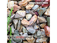 Decorative Stone for your driveway & flower beds