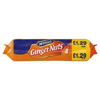Mcvities Ginger Nuts 12x 250g B-WARE