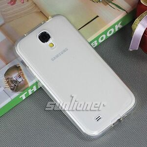 Samsung-Galaxy-S4-S-IV-GT-i9505-Gel-TPU-Silicon-Case-Candy-sets-Skin-Cover-Clear