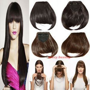 Clip In Fake Hair Extensions 103