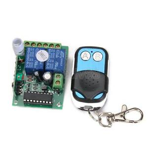 2-CH-2-Channel-315MHz-RF-Wireless-Remote-Controller-Receive-Board-12V