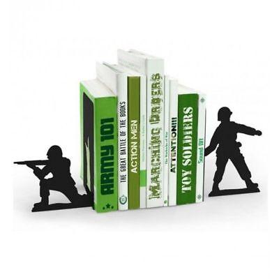 Soporte para Libros Hombres Soldados