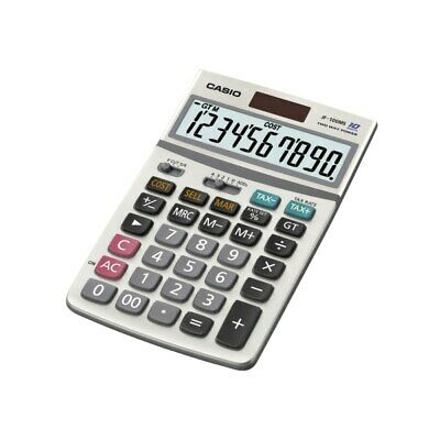 Casio JF100BM Solar/Battery-Powered Calculator
