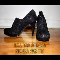 Chaussures paillettes Spring NEUVE- T11