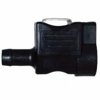 Fuel Connector, Honda, 3/8 Barb, Female, Motor End