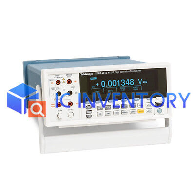 1pcs New Dmm4040 Tektronix Digital Multimeter High-precision 6-12